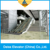 Buen funcionamiento de servicio pesado de pasajeros escalera interior Pública automática