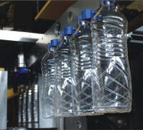 1リットルのびんのためのプラスチック吹く機械