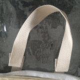 Прозрачным водоустойчивым мешок PVC зашитый мешком