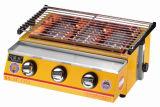 Решетка BBQ газа кухни поставщика Китая автоматическая новая популярная напольная