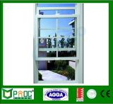 Perfil de alumínio Vertical Single Hung Window with American Hardware