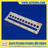 Piatto di ceramica lavorabile alla macchina lavorare/frantumare/perforare di alta precisione