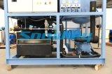 Máquina comercial del tubo del hielo de la máquina 3 toneladas con el aire Condens