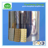 Película rígida del PVC de Thermoforming para el embalaje farmacéutico y vegetal