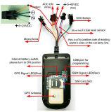 Gt08 het MiniGPS van de Auto Online Volgende Apparaat van het Alarm met de Sensor van de Brandstof