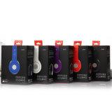 Écouteurs radios fm de Bluetooth de carte de FT de support de la vente S450 Bluetooth HD d'écouteurs de tablette PC sans fil stéréo chaude de téléphone