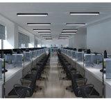 iluminación linear montada techo 2100lm de 20W LED