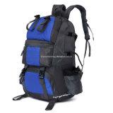 カスタマイズされた大きい容量50Lは旅行バックパックをハイキングするキャンプのスポーツを防水する