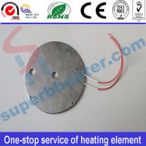 Placa solar del acero inoxidable no estándar hacer