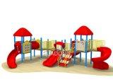 ほとんどの安全証明されるTUVは3-12years子供の屋外の運動場を調節し、