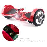 Homologation neuve de l'arrivée UL2272 pour la planche à roulettes chaude de roues de la vente 2 de scooter électrique