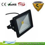 Luz blanca impermeable 50W super brillante LED reflector al aire libre