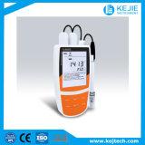 Conductividad portable/dispositivo disuelto del contador de oxígeno/laboratorio