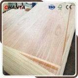 Madera contrachapada del cedro de lápiz de los muebles del grado de la base BB/CC de la madera dura