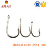Sharpended Point Silver Color Stainless Steel Fish Hook 7732