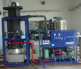 Alta máquina de hielo a estrenar del tubo de Quaility