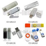 De Aandrijving van de Flits van ABS/Plastic USB (de Reeks van ci RE)