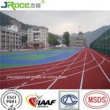 Materiale corrente ottenuto della pista della gomma del certificato del CE