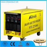 Sistema caliente de la soldadura de espárrago de la venta para el cambiador de calor