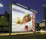 Billboard PVC Banner Material UV Material de Gran Formato Impresión Comercial