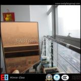 Tintado de plata Espejo con CE e ISO9001 (EGSL035)