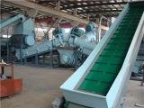 Wiederverwertung der Plastikzeile und des Plastiks, die Maschine aufbereitend sich wäscht