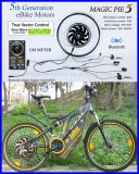 사인 파동 관제사를 가진 250W 500W 1000W E 자전거 모터 장비