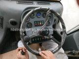 3ton 정격 부하 Zl936가 로그를 가진 최신 판매 바퀴 로더 프런트 엔드 로더에 의하여 격투한다