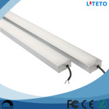 30W DEL Linear Suspension Light, DEL Chandelier Pendant Tube