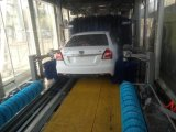 Система автоматического автомобиля транспортера моя с полируя щетками