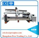 Automatische Glasgravierfräsmaschine/Gerät