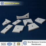 Telhas cerâmicas industriais com propriedades cerâmicas da alumina excelente