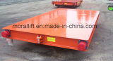 Carro liso resistente elétrico da manipulação de carga