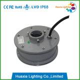 304 lumière sous-marine de fontaine de l'acier inoxydable 9X3w DEL