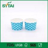 Польза напитка и тип бумажный стаканчик чашки мороженного