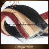Estensioni di trama dei capelli della pelle europea di Remy