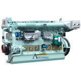 Avespeed N6170 385kw/524HP High Capacity Loading Diesel Marine Engines (Slassification Society: CCS)