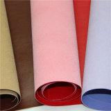 Caldo-Vendita del cuoio dello Synthetic di colore del cambiamento di pressione