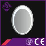Specchio ovale della stanza da bagno di nuovo stile del fornitore di Jnh213 Cina con indicatore luminoso