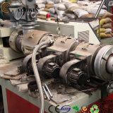 PE WPC 널 단면도 밀어남 기계, 목제 플라스틱 합성 압출기