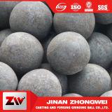 sfera stridente dell'acciaio semiduro B3 di 125mm
