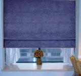 La tela Windows romano sombrea control de la cuerda de la cortina de Sun del telar jacquar de las persianas