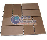 305*305*22 WPC Decking 도와, WPC Decking, Decking, 목제 플라스틱 합성물