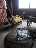 Rendu chaud de machine de plâtre de gypse de la colle de mortier de mur de vente