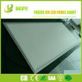 Luz de painel lisa 600X600mm quadrada Ultra-Thin do teto do escritório da luz de painel do diodo emissor de luz
