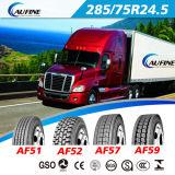 Neumático resistente/radial del carro (285/75R24.5-16)