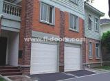 Série de portas de garagem residenciais automáticas