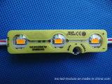 3つのLEDsが付いている1.2W 5730 LEDの注入のモジュール