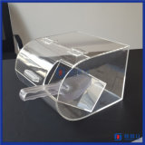 China Manufacturer Custom Acrylic Food Box para alimentos a granel