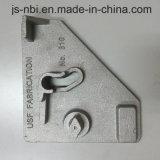 Personalizadas piezas de fundición de aluminio en arena